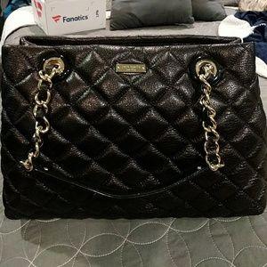 NWOT Large Kate Spade quilted handbag